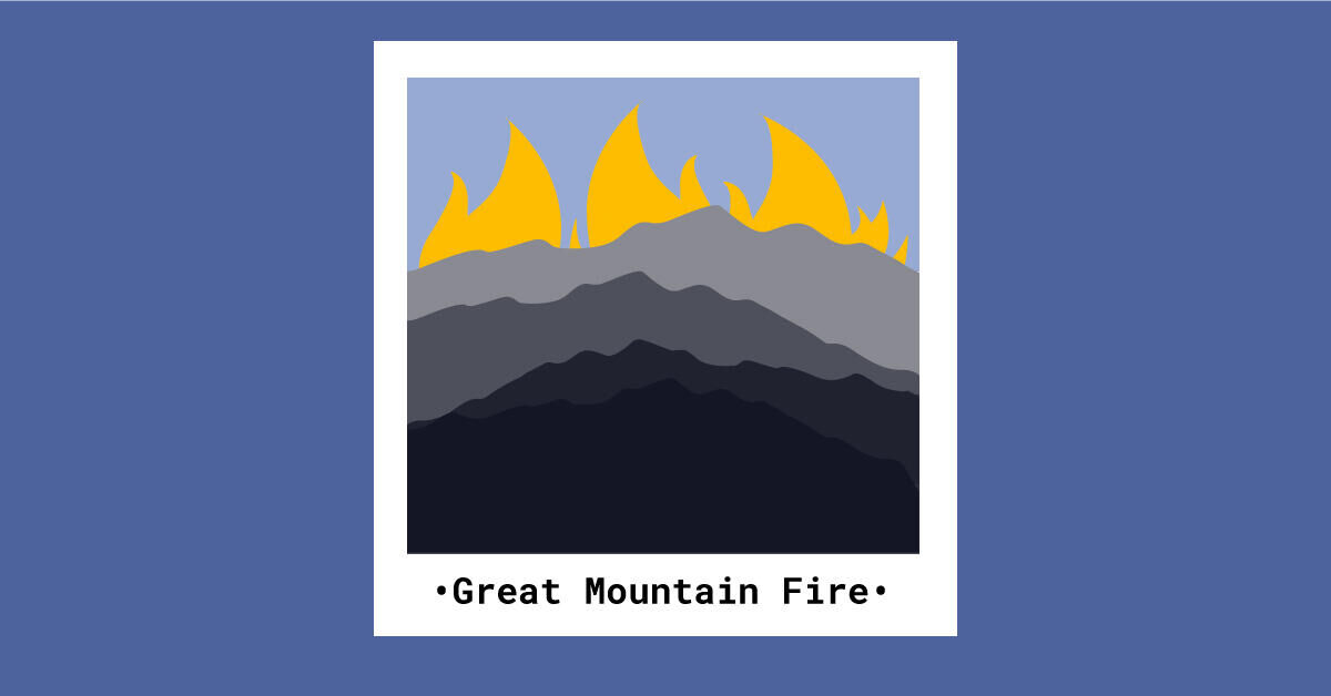 Great Mountain Fire