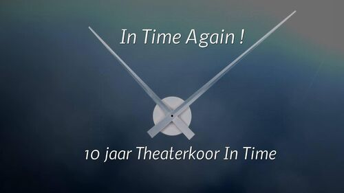 In Time Again (zaterdag)